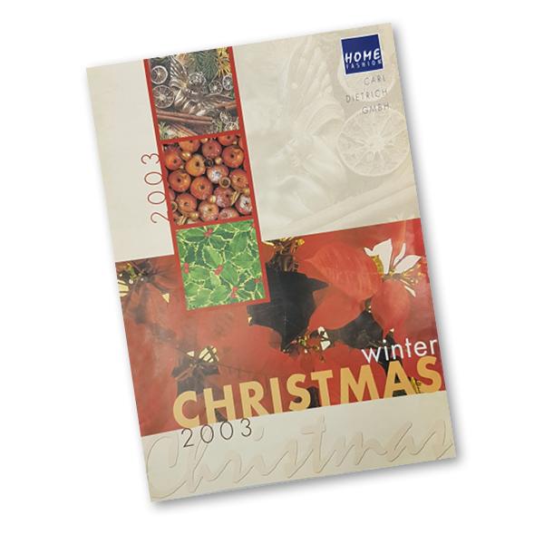2003 - Katalog Home Fashion® Christmas