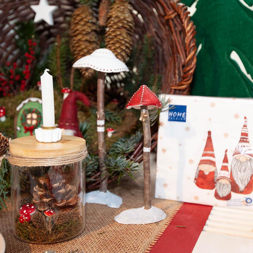 Weihnachtliche Bastelideen