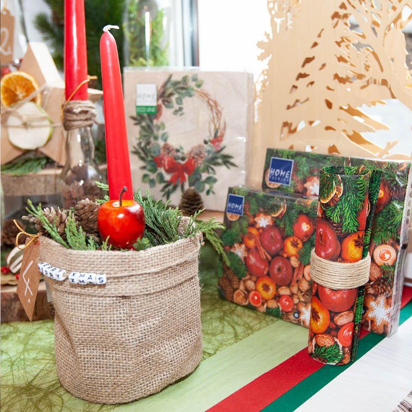 Weihnachtliche Basteliedeen
