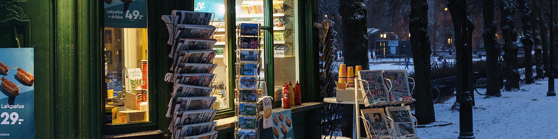 Ihr Sortiment umfasst Zeitschriften oder Tabakwaren, eventuell zählen auch Lottokunden zu Ihrem täglichen Kundenstamm? Wir bieten Ihnen mit unserem Home Fashion Sortiment eine große Palette an Impulsartikeln. Erhöhen Sie mit dekorativen und saisonal wechselnden Motiven das Einkaufserlebnis für Ihre Kunden. Unsere platzsparenden Displaylösungen erleichtern Ihnen hierbei die Präsentation.